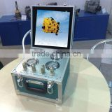 Digital MYTH-1-4 portable hydraulic pressure and flow tester for hydrulic pumps