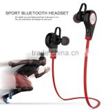 Hot selling Sports Headsets Q9/q8 bluetooth earphone wholesale China in 2016