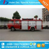 4*2 Dongfeng foam fire truck fire-extinguishing water tanker for sales