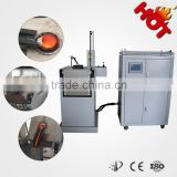 Graphite crucible electrical induction gold melting furnace