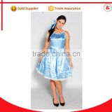 carvival color combination sexy blue colour dress party royal blue dresses for girls