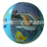 cartoon inflatable ball toys for kids water ballons