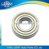 Make in China deep groove ball bearing 6206 ZZ with competitive price