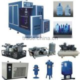 5 gallon blow moulding machine,5gallon pured water bottle making machine,water can making machine