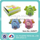 Baby lovely wind up cartoon elephant with light and sounds