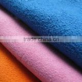 fast delivery sample available durable flame-retardant double velour fabric stores at good competitive and price