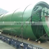 Beautiful hot sales! tyre recycling plant waste rubber pyrolysis plant