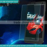 mobile phones accessories/cell phones accessories tempered glass screen protector for HTC One M8
