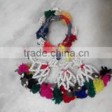 wholesale tassels bead tassels Vintage Banjara Anticqe Braclates Belts Gypsy Belly Dance Belts