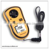 portable digital anemometer with CE certification