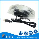 China DongGuan Manufacturer Hospital Bed Head Light with Switch Easy to Turn on/off During Bed Time
