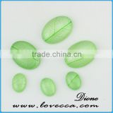 Resin cabochons jewelry dried flowers preserved flowers, pressed leaf resin cabochons, preserved flowers in resin
