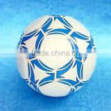 Size 5 PVC Synthetic Leather Hand-Sewn Soccer Ball