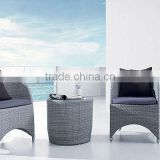 Folding chair parts balcony table wholesale folding chairs Outdoor Rattan furniture leisure chair HL-6023