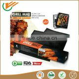 Custiomsize Set of 2 BBQ Grill Mats Best Barbecue Tool on the Market-Make Grilling Easier