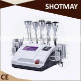 Weight Loss STM-8036J Korea Cosmetic Cavitation Ultrasound Cavitation 5 In 1 Slimming Machine Made In China With Low Price Vacuum Fat Loss Machine