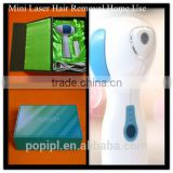 1-800ms Hair Removal Machine Home Use POP-SP01 808nm Diode Laser Home Small Hair Removallaser Hair Removal Machine Diode Laser Hair Removal