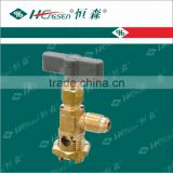 NEEDLE VALVE/ Brass needle valve/ Kirsite needle valve Over 20 years experience factory supply high quality level