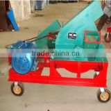 CE approved electric chipper shredder