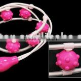 Plastic Body Shape Waist Back Slimming Skin Care Massager Roller