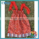 Kids christmas fancy dress Petti Bubble skirts for baby boutique 6colors of bottom trim and straps