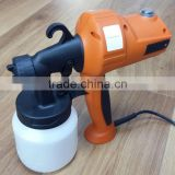 450W HVLP Handheld Small Electric Paint Spraying Gun Painting Machine Portable Mini Electric Airless Paint Sprayer