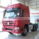 CHina heavy truck Sinotruk howo tractor truck with one sleeper with high quality