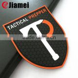 3d tactical military badge us army PVC rubber morale patch