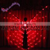 High quality LED belly dance open isis wings M0029-L