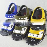 zm40147b fancy new style cheap soft sole footwear well-knit sandals for children