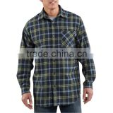 Wholesales plaid flannel shirt Top selling new stylish mens shirt alibaba cheap indian clothing wholesale