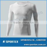 Comfortable body cut Sportex compression garment, t shirt, men's shirts OEM#OM13015