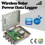 Wireless Solar Power Temperature Logger