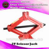 1Ton 1.5Ton 2Ton Car Truck Manual Lift Tool Scissor Jack
