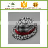 China wholesale high quality kids fedora hats