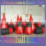 Sale inflatable shooting paintball bunkers