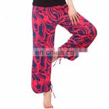 women sportswear trousers drawstring cotton baggy pants yoga pants