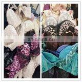 Big stock clean and fashinonable used bra on sale strapless and balconette bra