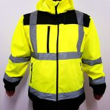 Reflective Safety Jacket waterproof Jacket