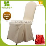 fancy lycra pleated chair cover for banquet