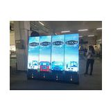 Ultra thin LED commercial LED display for advertising digital LED poster display with Aluminum display for