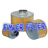 Replacement Abac vacuum pump Air Filter Elements 9056293, 2236105822, 2236106022, 9057419, 9057403, 9056937