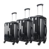 2019 Factory Polycarbonate PC ABS Trolley Luggage carry Bag