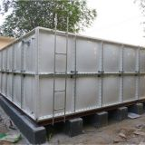 china factory SMC GRP FRP panel sectional water tanks