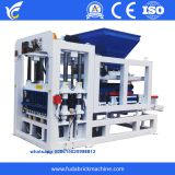 QT4-15 Automatic Hydraulic Cement brick Slab Cocrete Paver Tile Brick Making Machine