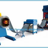 Production line of automatic punching 600600 producing line, full auto grid production line