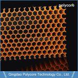 Steady / Equilibrium Wind Tunnels — Grilles Round Shape Honeycomb Panel
