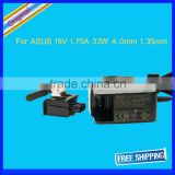 power charger ac adapter for asus 19v 1.75a universal laptop power adapter S200 X201 X202 Ultrabook adapter