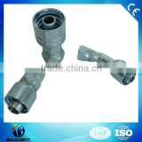 barnett steel reusable hydraulic hose end ferrule fittings/raccord de tuyau hydraulique chine