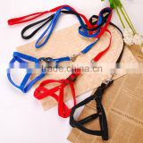 Foam chest straps small and medium large dog harness dog leash size 2.5CM